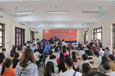 Nguyện vọng đăng ký đại học vào các trường ngoài công lập tăng đột biến năm 2018 - ảnh 1