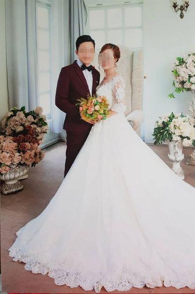 Cặp đôi chồng 26, vợ 61 tuổi: Lý do bất ngờ khiến giấy chứng nhận kết hôn bị phát tán - ảnh 1