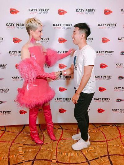 Trò chuyện trực tiếp cùng fan, Katy Perry tỏ ý muốn đến Việt Nam biểu diễn - ảnh 1