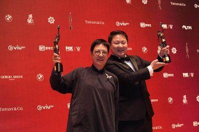 Sau 25 năm, cuối cùng Cổ Thiên Lạc cũng lên ngôi ảnh đế Kim Tượng - ảnh 1