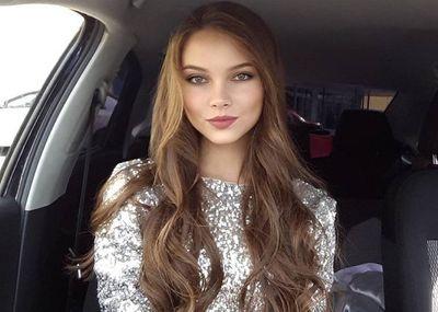 Chiêm ngưỡng nhan sắc quyến rũ hút hồn của tân hoa hậu Nga - ảnh 1