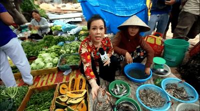 """Clip """"fan ruột"""" của Việt Hương: Bỏ cả con dâu đau đẻ để chụp ảnh với thần tượng - ảnh 1"""