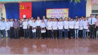 Nghệ An: Tặng 100% học phí cho học sinh giỏi trúng tuyển vào lớp 10 - ảnh 1