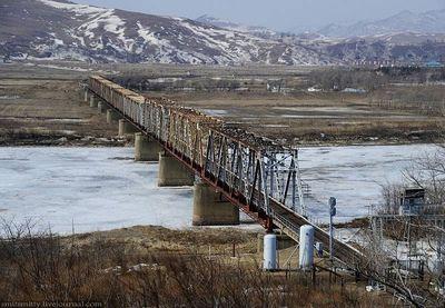 Khởi động dự án cầu cao tốc nối biên giới Triều Tiên và Nga - ảnh 1