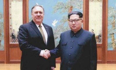 Chuyến thăm Triều Tiên bất ngờ của Ngoại trưởng Mỹ Mike Pompeo - ảnh 1