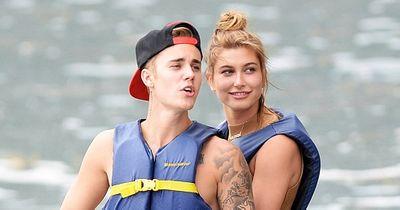 Justin Beiber bay trực thăng riêng về ra mắt gia đình bạn gái mới đính hôn - ảnh 1
