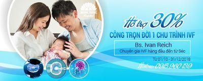 """IVF Hồng Ngọc – Nơi """"ươm mầm"""" hạnh phúc cho vợ chồng hiếm muộn - ảnh 1"""