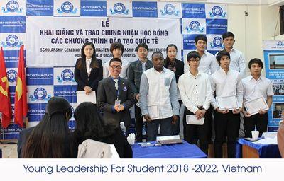 """Tổ chức giáo dục EAS Việt Nam công bố dự án """"Young Leadership for Student 2018 - 2022"""" - ảnh 1"""