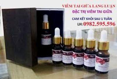 Người bệnh viêm tai giữa không thể bỏ qua bài thuốc của lương y Bùi Văn Luận - ảnh 1