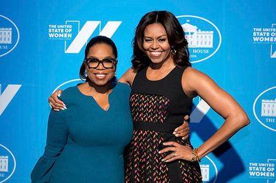 Nữ hoàng truyền hình Oprah Winfrey và hành trình trở thành tỷ phú - ảnh 1