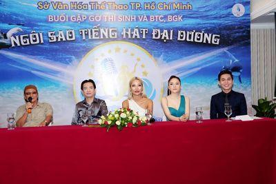 """Không ngại mưa gió, đông đảo thí sinh tham dự buổi giao lưu BTC, BGK """"Ngôi sao Tiếng hát Đại Dương"""" - ảnh 1"""
