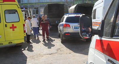 Đánh bom, xả súng khủng bố tại trường học ở Crimea: Thủ phạm là sinh viên - ảnh 1