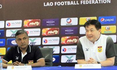 HLV đội tuyển Lào tự tin có thể gây bất ngờ với thầy trò HLV Park Hang Seo - ảnh 1