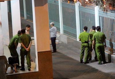 ĐH Công nghiệp siết chặt an ninh sau khi có nhiều người lạ tự tử tại đây - ảnh 1
