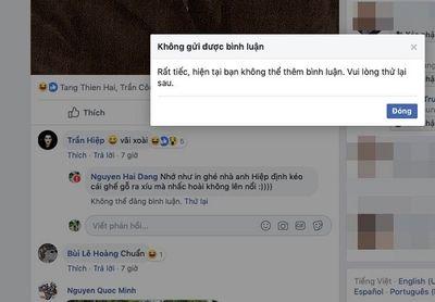 Facebook và Instagram thi nhau gặp sự cố, cư dân mạng hoang mang - ảnh 1