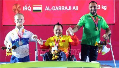 Asian Para Games 2018: Đoàn Việt Nam có HCV thứ 2 - ảnh 1