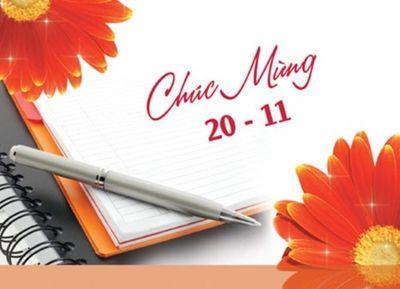 Tuyển tập những bài xã luận hay cho báo tường nhân ngày 20/11 - ảnh 1