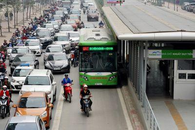 """""""Quả bóng"""" trách nhiệm khi buýt nhanh BRT """"thất bại"""" thuộc về ai? - ảnh 1"""