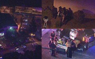 Gần 60 người từng sống sót sau thảm sát Las Vegas có mặt tại vụ xả súng ở quán bar  - ảnh 1