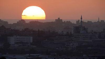 Israel không kích nhiều cơ sở của Hamas tại phía Bắc dải Gaza - ảnh 1