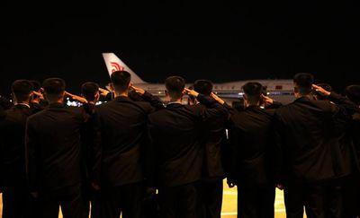 Kết thúc thượng đỉnh Mỹ-Triều, ông Kim Jong-un rời Singapore ngay trong đêm - ảnh 1
