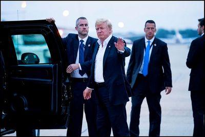 """Tổng thống Donald Trump: """"Không còn mối đe dọa hạt nhân từ Triều Tiên"""" - ảnh 1"""