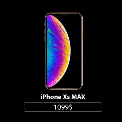 """Bảng giá bộ 3 iPhone Xs, Xs Max và Xr vừa trình làng: Mẫu """"sang chảnh"""" nhất 1.449 USD - ảnh 1"""