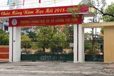 Vụ nữ sinh lớp 9 bị dâm ô tập thể ở Thái Bình: Cơ quan chức năng không tiếp cận được nạn nhân  - ảnh 1
