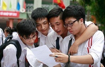 Sở GD-ĐT Hà Nội: Công bố 10 đề thi tham khảo tuyển sinh vào lớp 10 năm học 2019-2020 - ảnh 1