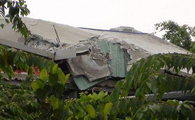 Đã tìm ra nguyên nhân vụ sập sàn bê tông làm 4 người thương vong ở Đồng Nai - ảnh 1