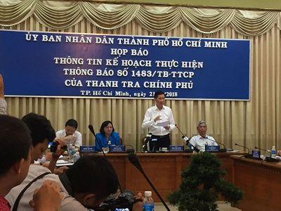 UBND Thành phố Hồ Chí Minh sẽ công khai nhận thiếu sót trong vụ Khu đô thị mới Thủ Thiêm - ảnh 1