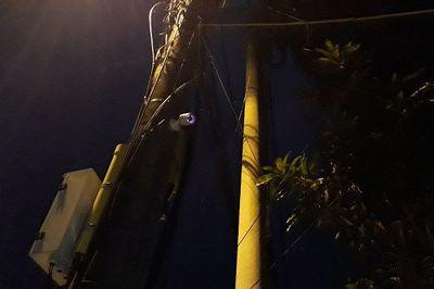 """Phá """"cứ địa"""" buôn bán ma túy được bảo vệ bằng hàng rào camera an ninh tại Hà Tĩnh - ảnh 1"""