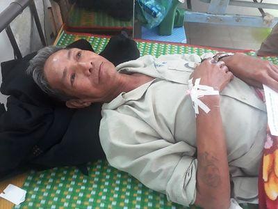 Bình Định: Tai nạn nghiêm trọng giữa 2 xe khách lúc rạng sáng, 14 người thương vong - ảnh 1