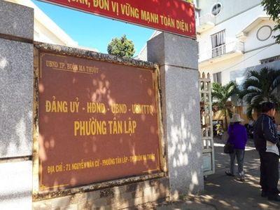 Tin tức thời sự 24h mới nhất ngày 15/3/2019: Người đàn ông bị phạt 2 triệu đồng vì lấy 2 vợ ở Đắk Lắk - ảnh 1
