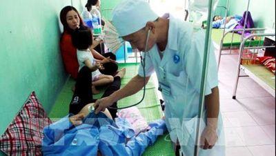 Thái Bình: 50 người bị ngộ độc vì ăn tiết canh lợn rừng - ảnh 1