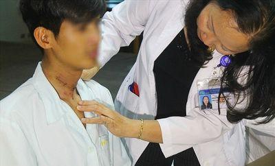 """Bác sĩ Việt giúp chàng trai Campuchia tìm lại giọng nói sau 2 năm """"lặng im"""" - ảnh 1"""