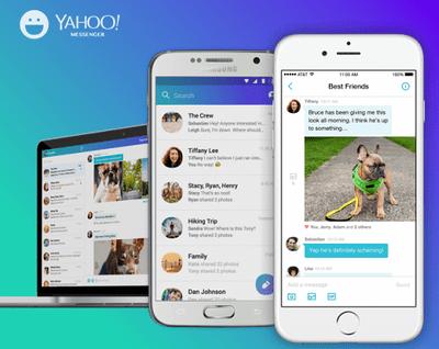 """""""Huyền thoại"""" Yahoo Messenger chính thức ngừng hoạt động ngày 17/7 - ảnh 1"""