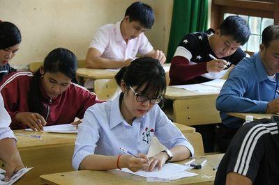 Đắk Nông: Duy nhất một điểm 10 trong hơn 37.000 bài thi - ảnh 1