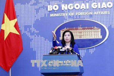 Yêu cầu Trung Quốc tôn trọng chủ quyền của Việt Nam đối với hai quần đảo Hoàng Sa và Trường Sa - ảnh 1