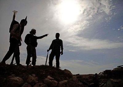 Syria: Lực lượng người Kurd giam giữ 900 kẻ khủng bố IS - ảnh 1