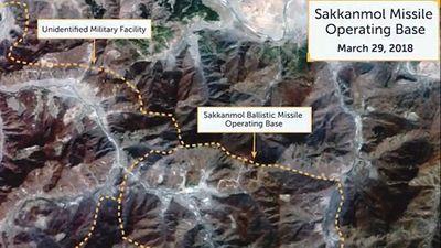 Hình ảnh vệ tinh mới tiết lộ Triều Tiên duy trì căn cứ có thể phóng tên lửa tới Mỹ - ảnh 1