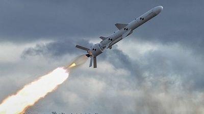 Leo thang căng thẳng với Nga, Ukraine thử nghiệm tên lửa hành trình trên biển Azov  - ảnh 1