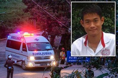 Tranh cãi về việc huấn luyện viên đội bóng nhí Thái Lan đã được giải cứu hay chưa - ảnh 1