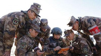 """Trung Quốc tổ chức cuộc tập trận chiến tranh điện tử """"siêu khủng"""" - ảnh 1"""