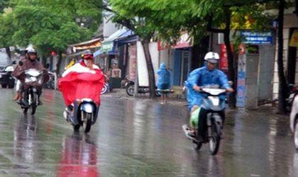 Sự kiện hàng ngày - Dự báo thời tiết ngày 19/9: Bắc Bộ mưa dông, Nam Bộ ngày nắng