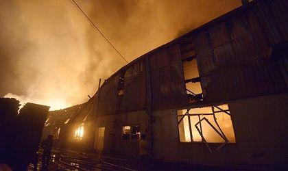Sự kiện hàng ngày - Toàn cảnh vụ cháy Khu công nghiệp Quang Minh