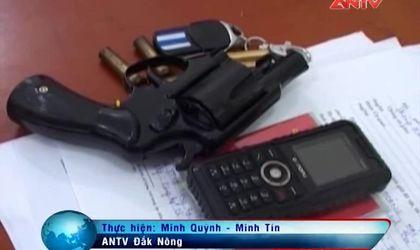 Pháp luật - Đắk Nông: Thẳng tay nã súng vào kẻ hành hung vợ mình
