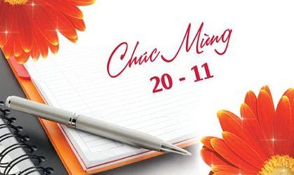 Chuyện học đường - Ngày 20/11: Những bài thơ hay và ý nghĩa tặng thầy cô