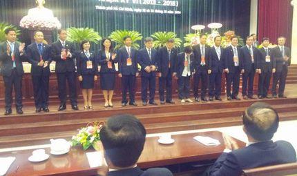 Luật sư - LS Nguyễn Văn Trung được bầu làm chủ nhiệm Đoàn Luật sư TP HCM