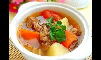 Ăn - Chơi - Canh thịt bò nấu rau củ vừa bổ dưỡng vừa thanh mát bữa cơm cuối tuần